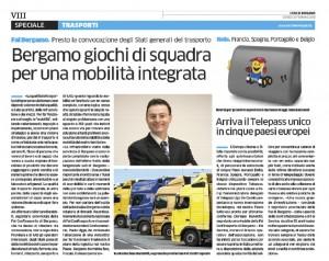 Bergamo trasporti